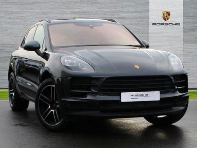 used Porsche Macan 5Dr Pdk