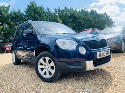 used Skoda Yeti 1.4 TSI Laurin & Klement Outdoor 4WD (s/s) 5dr