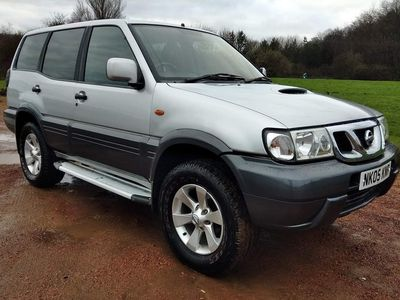 used Nissan Terrano 2.7 TD S Station Wagon 5dr