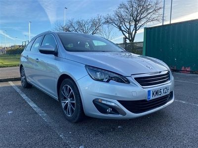 used Peugeot 308 1.6 BlueHDi 120 Allure 5dr, 2015 ( )