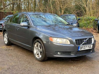 used Volvo S80 2.4 D5 SE Lux 4dr
