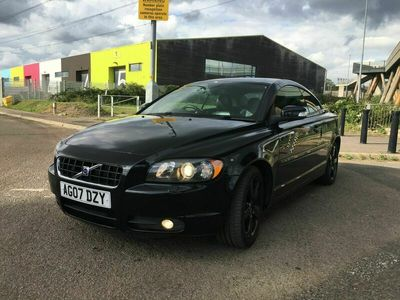used Volvo C70 2.4 D5 Sport Geartronic 2dr