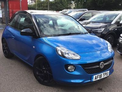 used Vauxhall Adam 1.2i Energised 3dr