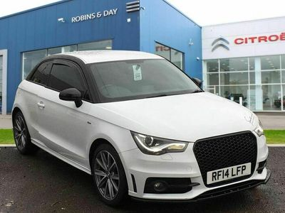 used Audi A1 1.2 TFSI S line Style Edition 3dr