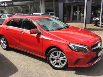 used Mercedes A180 A Class HatchbackSport Premium 5dr 1.6