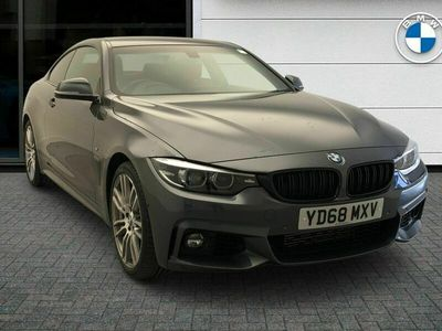 used BMW 435 4 Series 3.0TD d xDrive M Sport (313bhp) (s/s) Coupe 2d