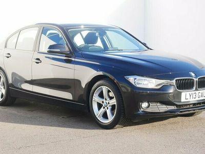 used BMW 316 3 SERIES i SE 4dr Black Manual Petrol