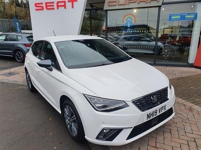 used Seat Ibiza Hatchback Xcellence 1.0 TSI 95PS (07/2018 on) 5d