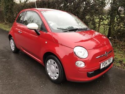 used Fiat 500 0.9 COLOUR THERAPY 3DR