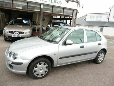 used Rover 25 1.4 iL 16v (84ps) Hatchback 5d 1396cc
