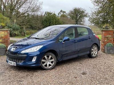 used Peugeot 308 1.6 SE 5d 118 BHP 3 Month Warranty