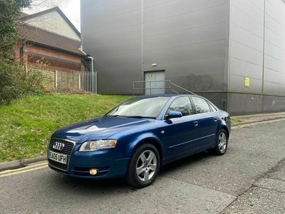 used Audi A4 2.0 TFSI SE quattro 4dr