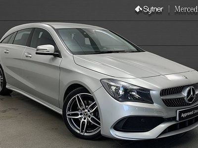 used Mercedes CLA200 CLA ClassAMG Line Edition 5dr