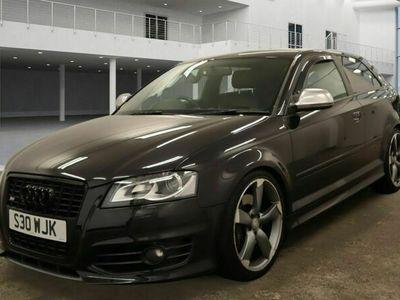used Audi S3 2.0QUATTRO 3d 265 BHP