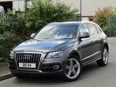 used Audi Q5 3.0 TDI V6 S line Special Edition S Tronic quattro 5dr