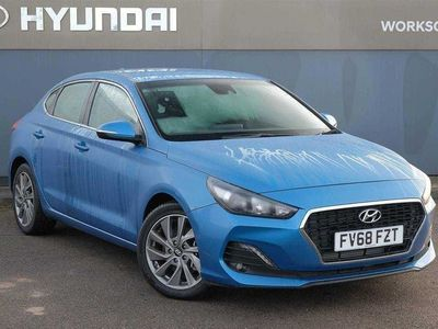 used Hyundai i30 Fastback 1.4T Gdi Se Nav 5Dr Dct