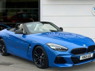 used BMW Z4 sDrive M40i 2dr Auto Petrol Roadster 3.0