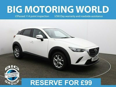 used Mazda CX-3 SE-L NAV PLUS for sale | Big Motoring World