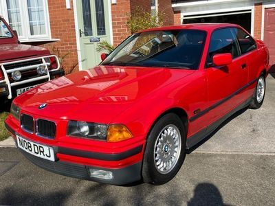 used BMW 316 3 SERIES i COUPE