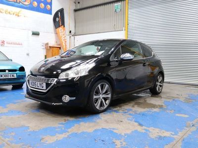 used Peugeot 208 1.6 BlueHDi XY (s/s) 3dr