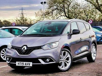 used Renault Grand Scénic 1.3 TCE 140 Iconic 5dr MPV 2019