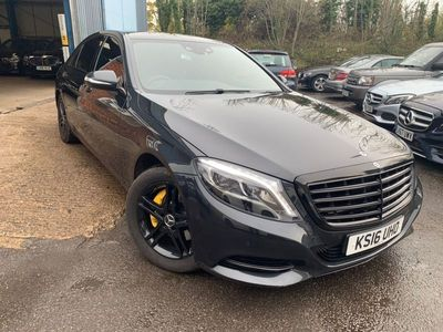 used Mercedes S350 S Class 3.0SE Line L LWB Saloon 9G-Tronic (s/s) 4dr