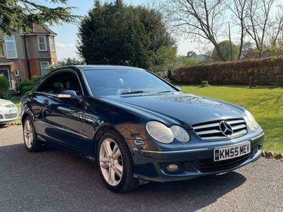 used Mercedes CLK320 Coupe CDi Avantgarde 2d Tip Auto
