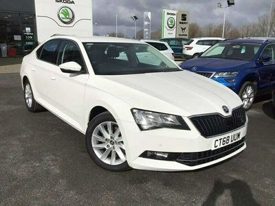 used Skoda Superb 2.0 TDI SCR (150ps) SE Hatchback