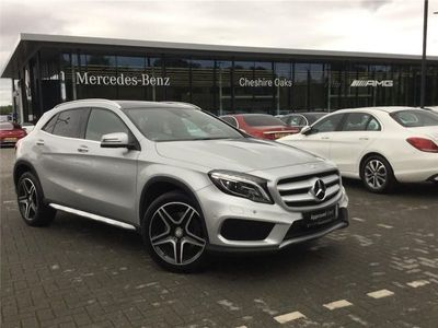 used Mercedes GLA220 Gla Class Diesel Hatchback4Matic AMG Line 5dr Auto [Prem Plus] 2.2