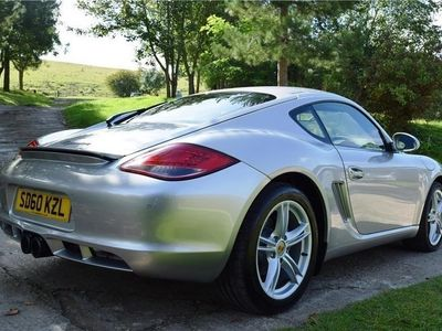 used Porsche Cayman 2.9 Coupe 2010
