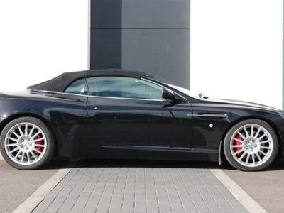 used Aston Martin DB9 V12 2dr Volante Touchtronic 5.9