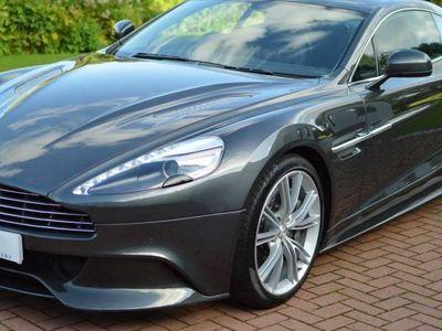 used Aston Martin Vanquish PETROL SEMI AUTO COUPE 2 DOORS