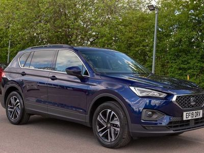 used Seat Tarraco 1.5 TSI EVO 150ps SE First Edition s/s SUV
