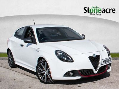 used Alfa Romeo Giulietta 1.75 Tbi 240 Veloce 5Dr Tct