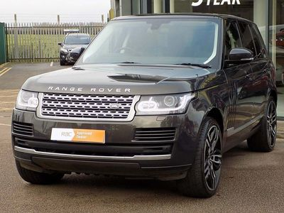used Land Rover Range Rover 4.4 SD V8 Vogue Auto 4WD 5dr