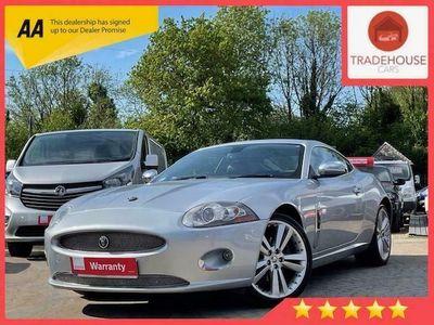 used Jaguar XK COUPE