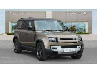 used Land Rover Defender 2.0 D240 SE 110 5dr Auto Diesel Estate
