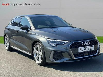 used Audi A3 35 Tdi S Line 5Dr S Tronic 2.0
