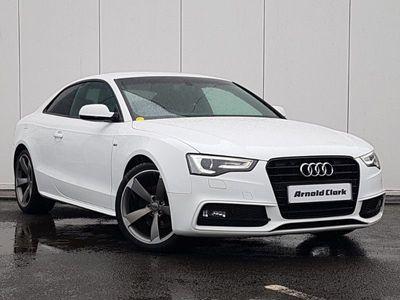used Audi A5 1.8T FSI Black Edition 2dr