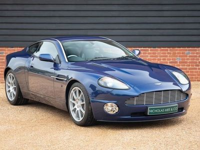 used Aston Martin Vanquish SDP