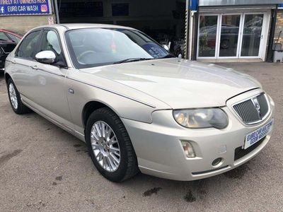 used Rover 75 1.8 Connoisseur SE 4dr