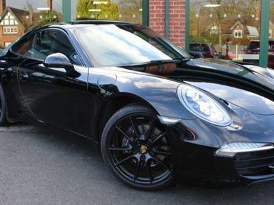 used Porsche 911 PETROL SEMI AUTOMATIC COUPE 2 DOORS