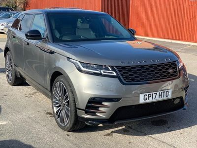 used Land Rover Range Rover Velar 3.0 D300 First Edition Auto 4WD (s/s) 5dr