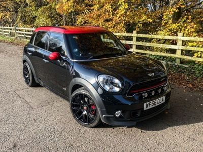 used Mini John Cooper Works Countryman 1.6 Cooper Works (Chili) ALL4 ALL4 5dr