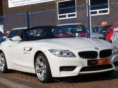 used BMW Z4 PETROL MANUAL CONVERTIBLE 2 DOORS