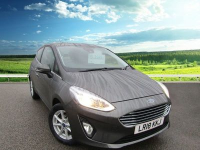 used Ford Fiesta 1.0 Ecoboost Zetec 3Dr
