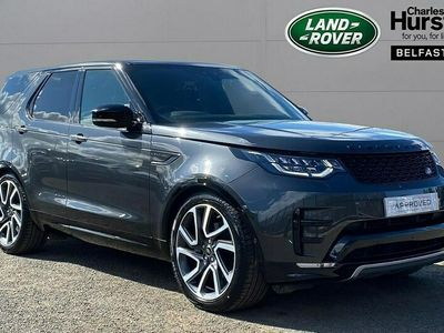 used Land Rover Discovery DIESEL SW