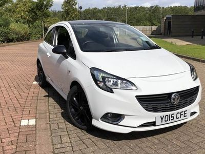 used Vauxhall Corsa 1.2 Limited Edition 3dr