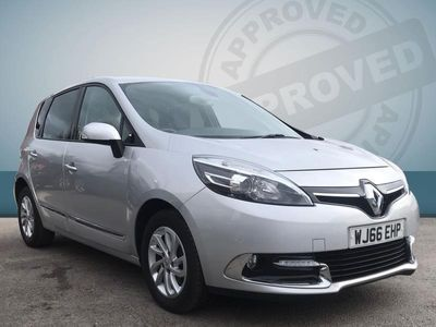 used Renault Scénic 2016 Old Basing 1.5 Dci Dynamique Nav