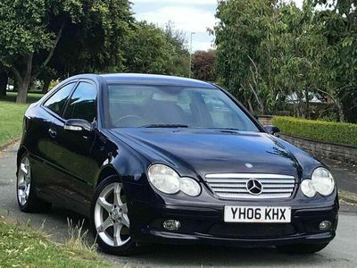 used Mercedes C230 C Class 2.5Sport Edition 7G-Tronic 2dr Auto